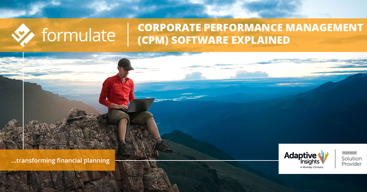 Formulate-Corporate-Performace-Management-CPM-Softwwre-Explained