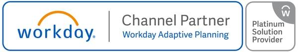 Formulate Workday Adaptive Planning Platinum