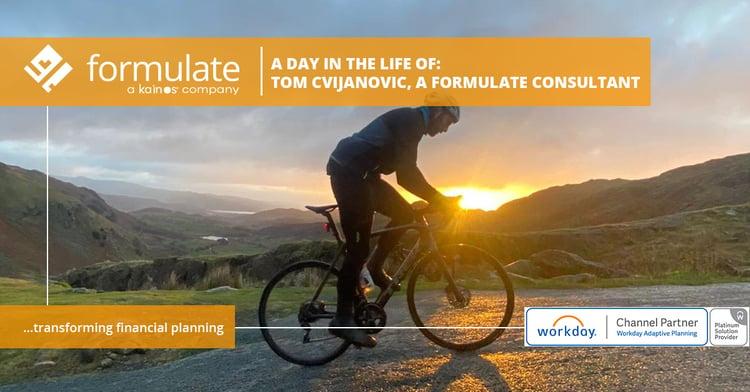 a day in the life of tom cvijanovic