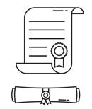finance scroll