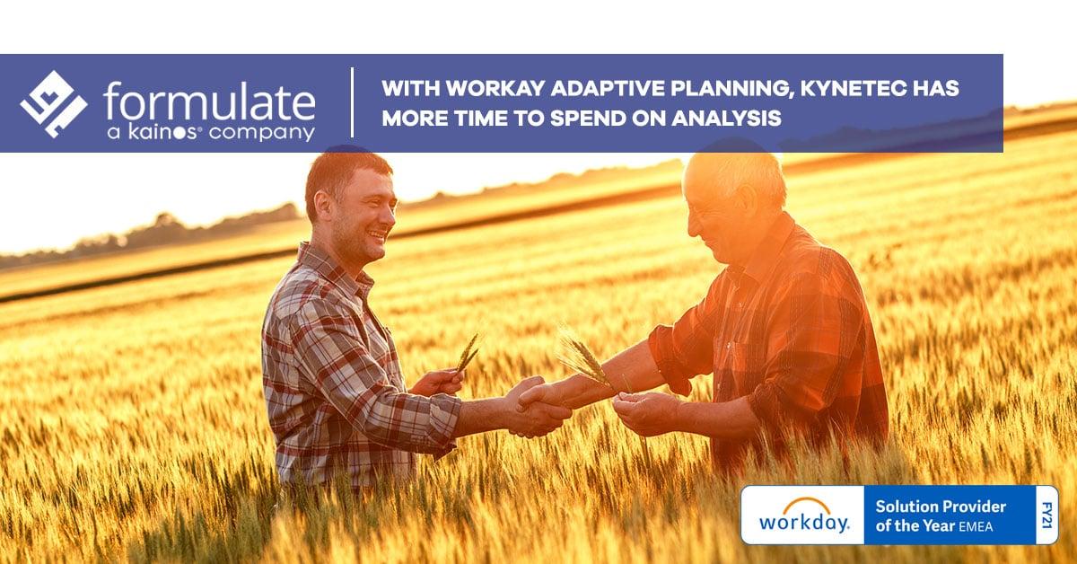 farmers in field shaking hands